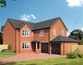 Thumbnail 5 bed detached house for sale in Sandy Lane, Cottam, Preston