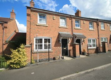 Thumbnail 3 bed end terrace house for sale in Kingsash Road, Fairford Leys, Aylesbury