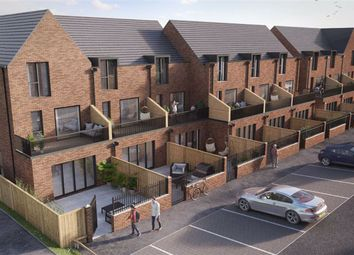 Thumbnail 3 bed town house for sale in The Sidings, Swansea Waterfront, Swansea, Swansea