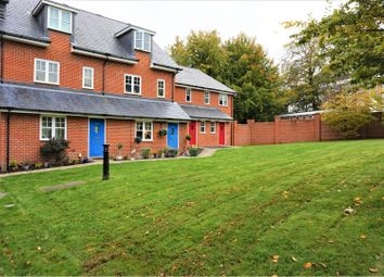 Thumbnail 1 bed maisonette for sale in Mill Place, Micheldever Station, Winchester
