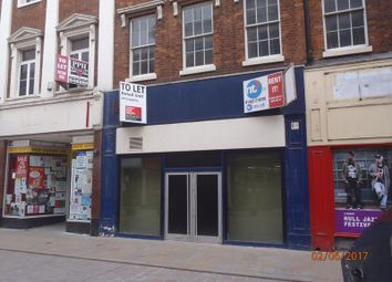 Thumbnail Retail premises to let in 6 Whitefriargate, Hull, East Riding Of Yorkshire