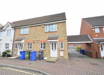 Thumbnail 2 bed end terrace house to rent in Plymouth Road, Chafford Hundred, Essex