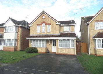 Thumbnail 4 bed detached house to rent in Westmead Avenue, Wisbech