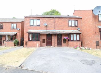Thumbnail 2 bed end terrace house for sale in Dunstall Road, Wolverhampton, West Midlands