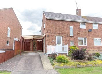 Thumbnail 3 bed semi-detached house for sale in Valley Road, Wellingborough, Northamptonshire