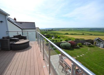 Thumbnail 6 bed detached house for sale in Maes Ffynnon, Roch, Haverfordwest