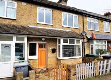 Thumbnail 3 bed terraced house for sale in Acton Road, Whitstable