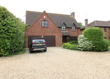 Thumbnail 5 bed detached house for sale in Colton Close, Baston, Market Deeping, Lincolnshire