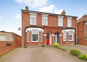 Thumbnail 3 bed semi-detached house for sale in Valley Road, Dover