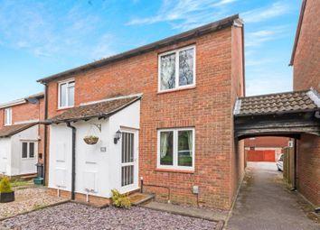 Thumbnail 2 bed end terrace house for sale in Heathfield, Basingstoke