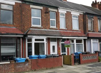 Thumbnail 2 bed terraced house to rent in Gloucaster Street, Hull