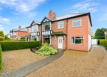 Thumbnail 5 bed semi-detached house for sale in Station Road, Collingham, Newark