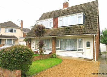 Thumbnail 2 bed semi-detached house to rent in The Glade, Staines