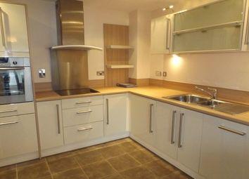 Thumbnail 2 bed flat to rent in Ezel Court, Heol Glan Rheidol, Cardiff