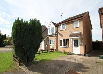 Thumbnail 2 bed semi-detached house to rent in Best Close, Wigston