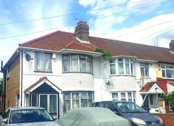 Thumbnail 4 bed end terrace house for sale in Chaucer Avenue, Hounslow, Cranford