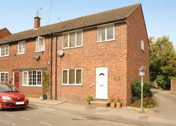 Thumbnail 3 bedroom semi-detached house for sale in Oxford Street, Lambourn, Hungerford