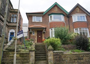 Thumbnail 3 bed semi-detached house for sale in Royal Avenue, Scarborough, North Yorkshire