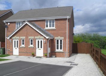 Thumbnail 2 bed semi-detached house for sale in Skomer Island Way, Caerphilly