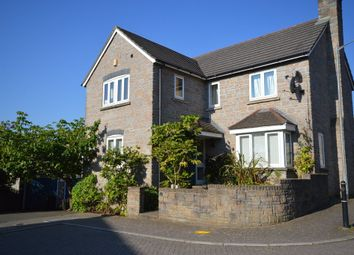 Thumbnail 5 bed detached house to rent in College Way, Gloweth, Truro