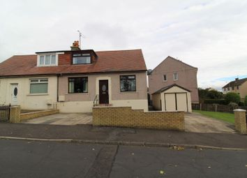 Thumbnail 3 bed semi-detached house for sale in Dalry Road, Ardrossan