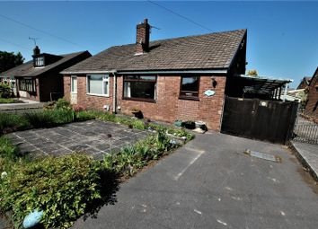 Thumbnail 2 bedroom semi-detached bungalow for sale in Talbot Avenue, Little Lever, Bolton