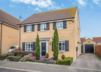 Thumbnail 4 bed detached house for sale in Magpie Close, Dovercourt, Harwich
