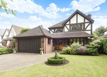 Thumbnail 4 bed detached house for sale in The Glen, Farnborough Park