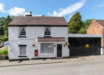 Thumbnail 4 bed detached house for sale in Shrewsbury Street, Hodnet, Market Drayton
