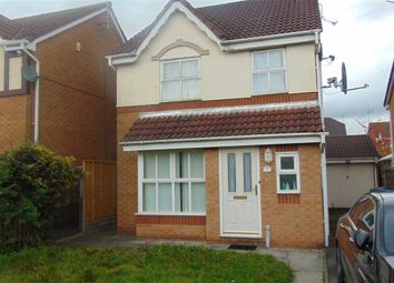 Thumbnail 3 bed detached house for sale in Gilwood Grove, Middleton, Manchester