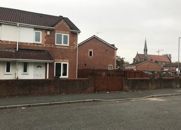 Thumbnail 3 bed semi-detached house to rent in West Park Street, Salford