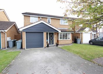 Thumbnail 4 bed detached house for sale in Hamilton Close, Bourne