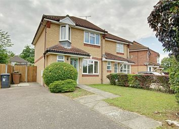 Thumbnail 3 bed semi-detached house for sale in The Meadows, Bishop's Stortford, Hertfordshire