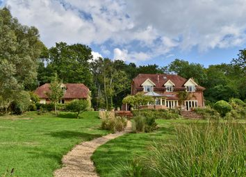 Thumbnail 5 bed detached house for sale in Wainsford Road, Pennington, Lymington