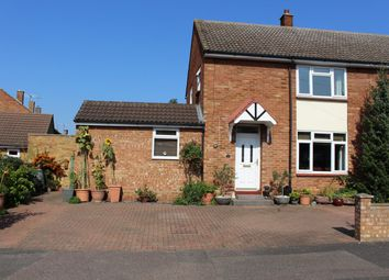 3 bed end terrace house for sale in Oak Crescent, Biggleswade SG18
