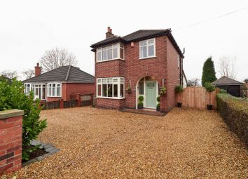 Thumbnail 3 bedroom detached house for sale in High Street, Newchapel, Staffordshire