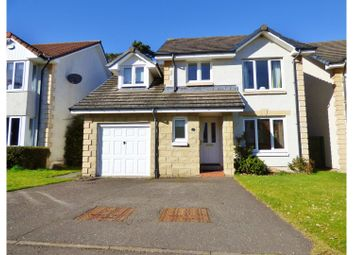 Thumbnail 4 bedroom detached house for sale in Sandyhill Road, Tayport
