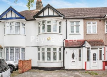 Thumbnail 3 bed terraced house for sale in Selwyn Avenue, Seven Kings, Essex