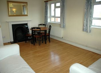 Thumbnail 3 bed flat to rent in Haydons Road, London