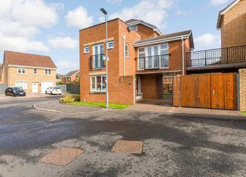 Thumbnail 3 bed town house for sale in Mckinley Court, St Leonards, East Kilbride