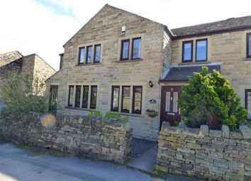 Thumbnail 3 bedroom cottage for sale in Hopton Hall Lane, Mirfield