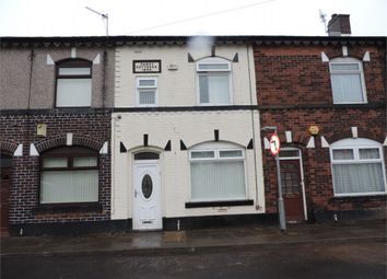 Thumbnail 3 bed terraced house for sale in Lever Street, Radcliffe, Manchester, Lancashire