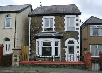 Thumbnail 3 bed detached house for sale in Waterloo Road, Talywain, Pontypool, Torfaen