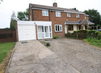 Thumbnail 3 bed semi-detached house to rent in Howley Grange Road, Halesowen, West Midlands
