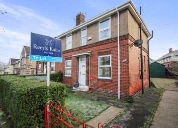 Thumbnail 3 bed semi-detached house to rent in Gregg House Crescent, Sheffield