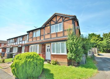 Thumbnail 2 bed end terrace house to rent in Tudor Close, Colwick