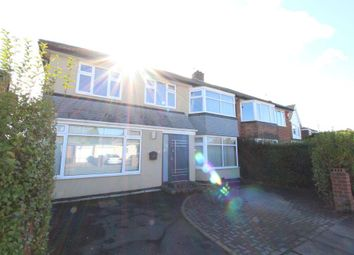 Thumbnail 5 bed semi-detached house for sale in Montagu Avenue, Kenton Park, Gosforth, Newcastle Upon Tyne