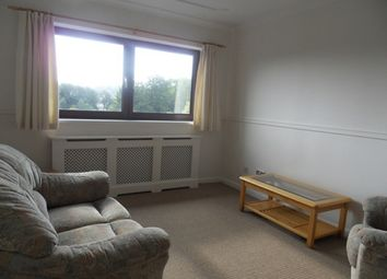 Thumbnail 1 bed flat to rent in Oystermouth Court, Norton, Swansea