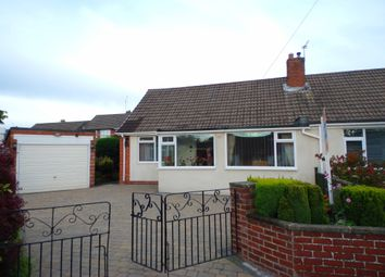 Thumbnail 2 bed bungalow to rent in Hampton Court, Chester Le Street