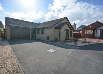 Thumbnail 3 bed detached bungalow for sale in Peace Avenue, Kilmarnock